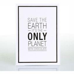 Juttu Carte De Voeux Save The Earth Pas de couleur