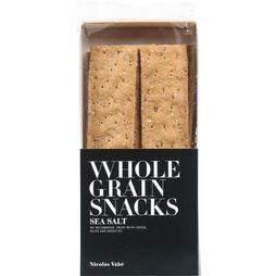 Wholegrain Crackers Sea Salt