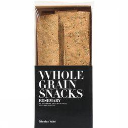 Nicolas Vahé Wholegrain Crackers Rosemary Geen kleur