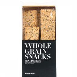 Nicolas Vahé Wholegrain Crackers Mixed Seeds Pas de couleur