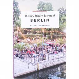 Boek The 500 Hidden Secrets Of Berlin