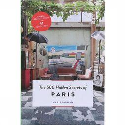 Luster Boek The 500 Hidden Secrets Of Paris Geen kleur