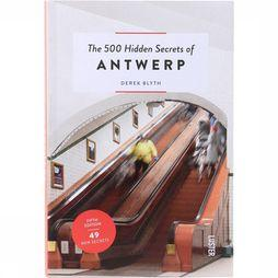 Livre en Néerlandais The 500 Hidden Secrets Of Antwerp