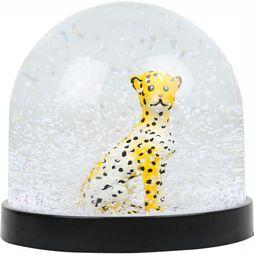 &KLEVERING Decoration Wonderball Leopard Assortiment