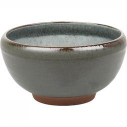 Madam Stoltz Servies Stoneware Bowl Petrol