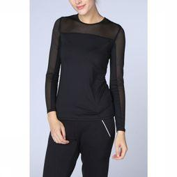 Röhnisch T-Shirt Miko Long Sleeve Noir