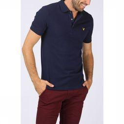 Lyle & Scott Polo 1802-Sp400Vb Donkerblauw