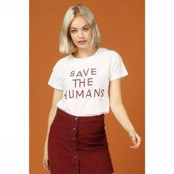 T-Shirt Save The Humans