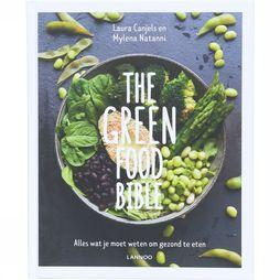 Lannoo Boek The Green Food Bible Geen kleur