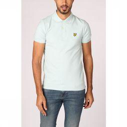 Lyle & Scott Polo 1802-Sp400Vb Lichtblauw