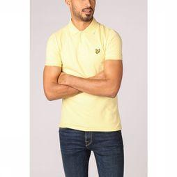 Lyle & Scott Polo 1802-Sp400Vb Lichtgeel