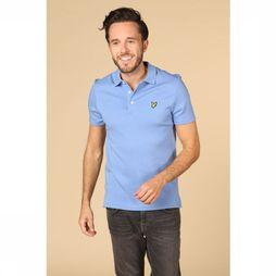Lyle & Scott Polo 1901-Sp905V Middenblauw