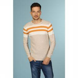 Sseinse T-Shirt Me1247Ss Brun Sable/Orange