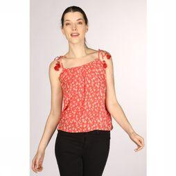 Designers Society Blouse 33225 Middenrood/Assortiment Bloem