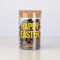 Simply Chocolate Collection De Paques Dragee Jar Happy Easter Pas de couleur