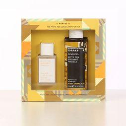 Korres Parfum White Tea Collection For Her Gift Set Assortiment