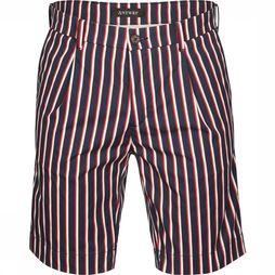 Antwrp Short 2001-Scottie/D204 Donkerblauw/Middenrood