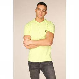 Lyle & Scott T-Shirt 2001-Ts400 Lime