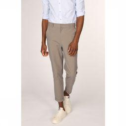 Plain Pantalon Ask 986 Taupe/Assortiment Géométrique