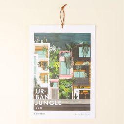 All the ways to say Papierwaren Kalender 2020 Urban Jungle Geen kleur