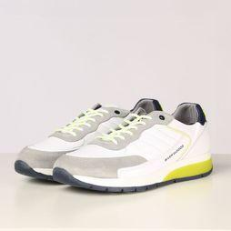 River Woods Sneaker Beta Blanc/Lime