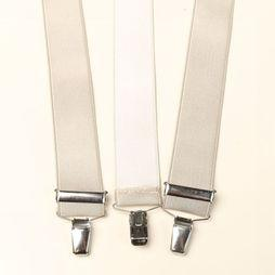 Edmunds Ceinture Satin Beige Or