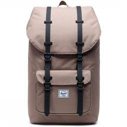 Herschel Supply Sac à Dos Little America Classics Taupe