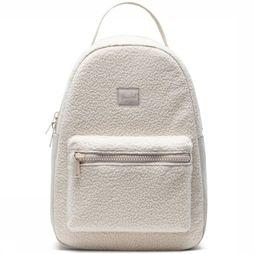 Herschel Supply Sac À Dos  Nova X-Small Blanc Cassé