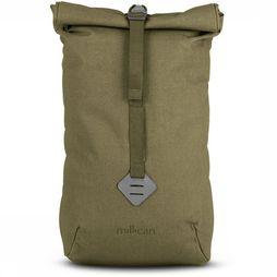 Millican Dagrugzak Smith The Roll Pack 15L Middenkaki