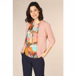 Dame Blanche Cardigan Casaco 313 Rose Clair/Or