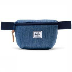 Herschel Supply Sac Banane Fourteen Bleu De Jeans