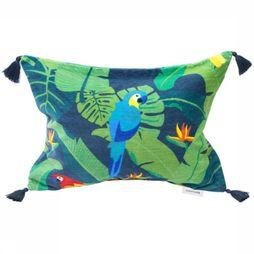 Sunnylife Diverse Beach Pillow Middengroen/Assortiment Bloem