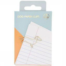 Good Design Works Paper Clips Chien Or