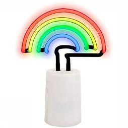 Sunnylife Gadget Rainbow Neon Light Small Assortiment