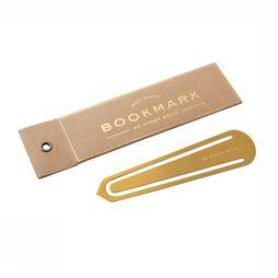 Izola Gadget Bookmark Be Right Back Goud