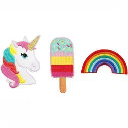 Sunnylife Gadget Badges Sweet Tooth Set Of 3 Assortiment
