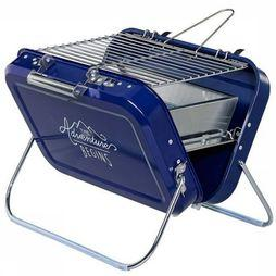 Gentlemen's Hardware GADGET GH LARGE PORTABLE BARBECUE Middenblauw