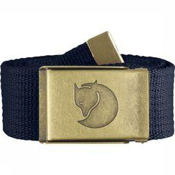 Ceinture Canvas Brass