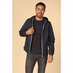 Element Manteau Alder Light Bleu Foncé
