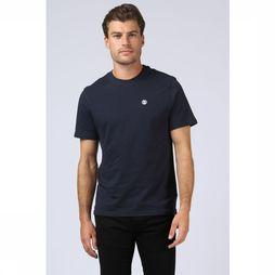 Element T-Shirt Crail Donkerblauw