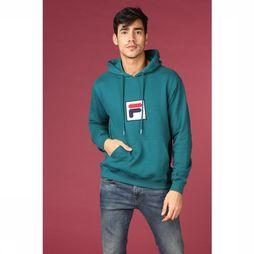 Fila Trui Shawn Hooded Middengroen