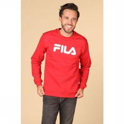 Fila Trui Pure Cs Middenrood