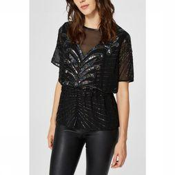 Blouse Juna Ss Beaded Top