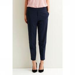 Object Broek Cecilie Mw 7/8 Donkerblauw
