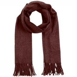 Object Sjaal Marilyn Wool Bordeaux