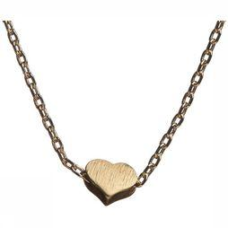 Timi Collier Small Sliding Heart Or