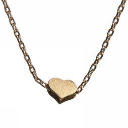 Collier Small Sliding Heart