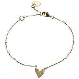 Timi Bracelet Irregular Heart Or