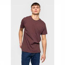 RVLT T-Shirt Arne Bordeaux