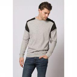 Casual Friday Pull 20501547 Gris Clair Mélange/Gris Moyen